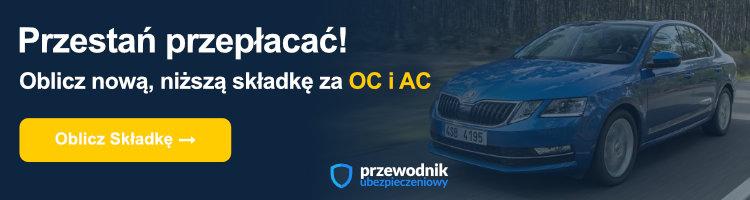 Ubezpieczenie OC i AC