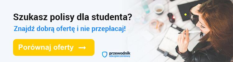 ubezpieczenie dla studenta