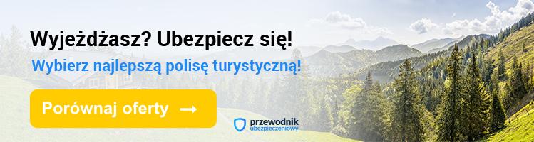 """Ubezpieczenie PZU - """"Szlaki bez granic"""""""