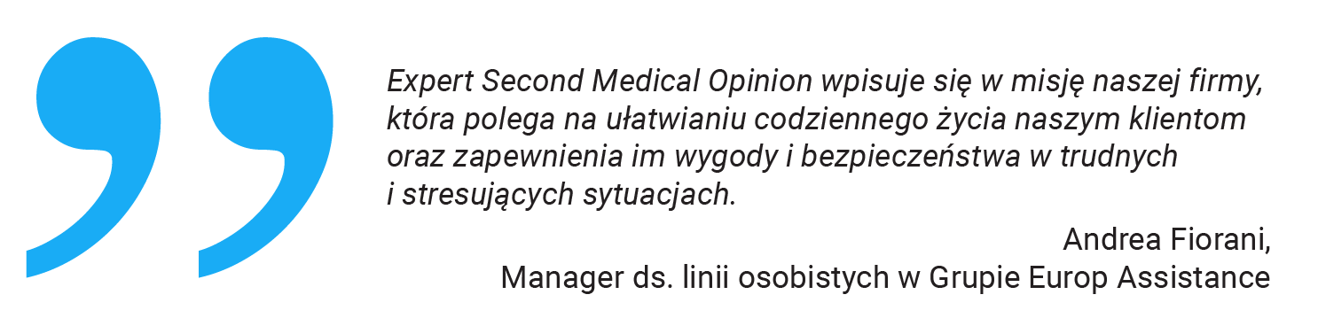 Expert Second Medical Opinion